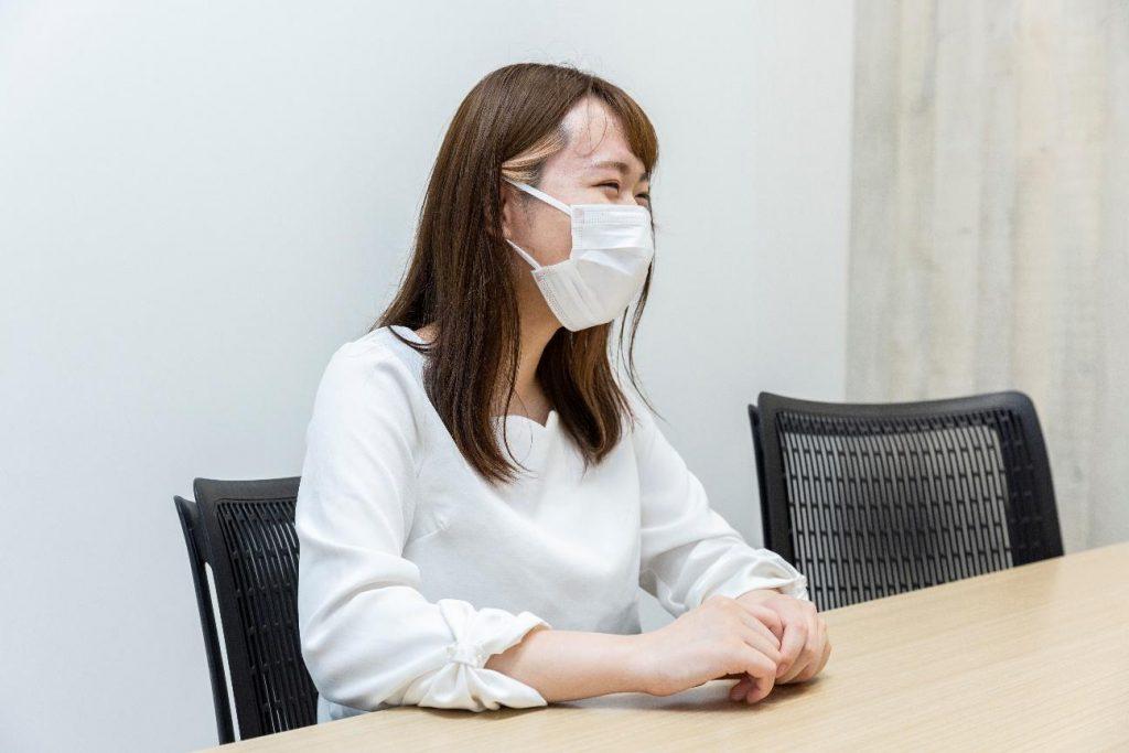 株式会社アウトソーシングテクノロジー 加川 真愛さん